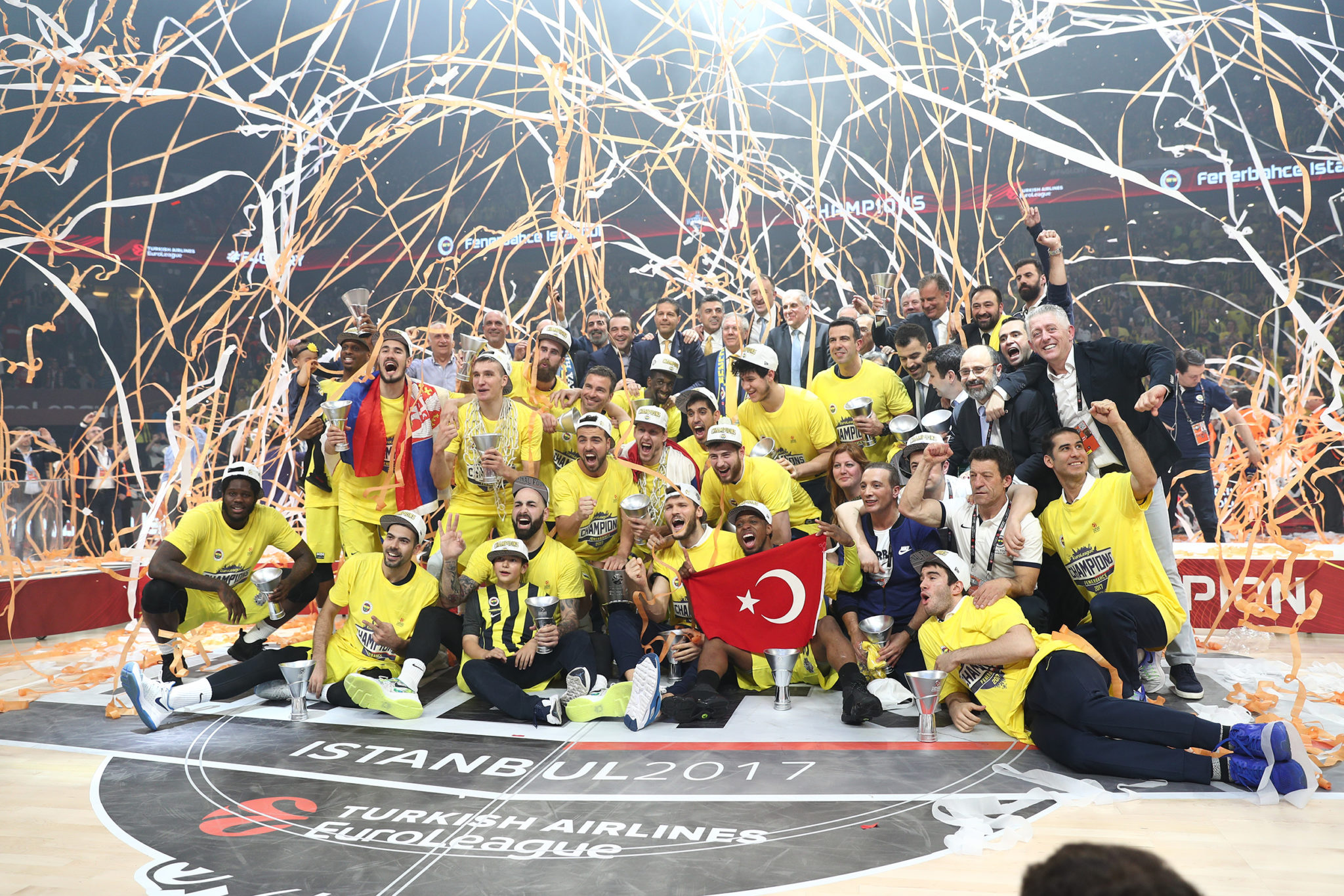 euroleague şampiyon fb