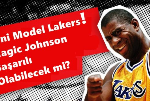 Yeni model Lakers